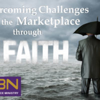 overcoming faith logo ticket
